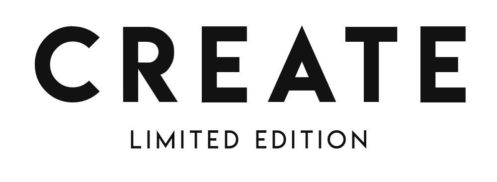 CREATE | LIMITED EDITION