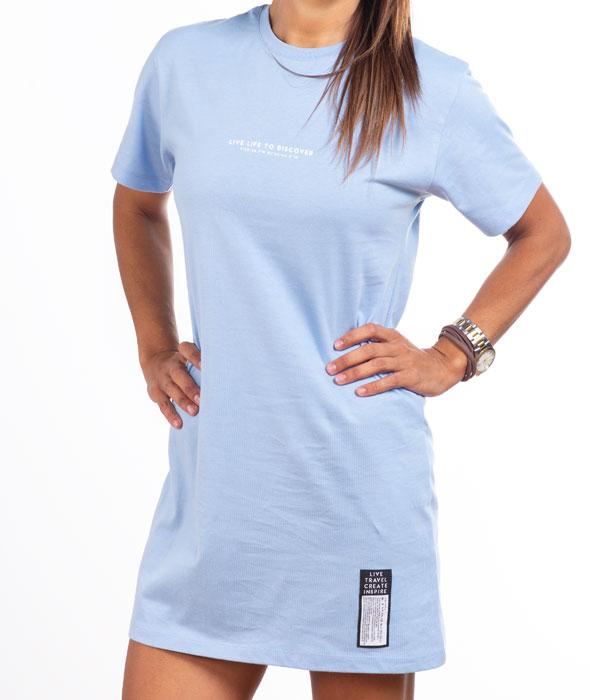 Camiseta|Vestido | 5 colores | Chica
